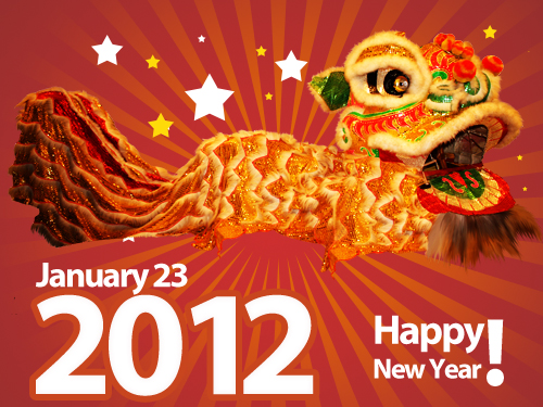 kung - Chinese New Year 2012