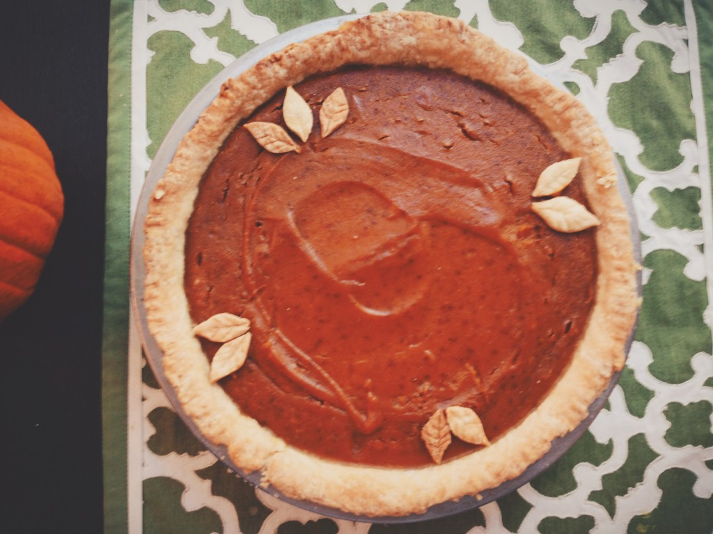 Overview of Pumpkin Pie